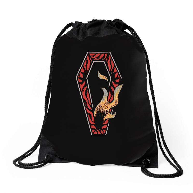 Coffin Drawstring Bags | Artistshot