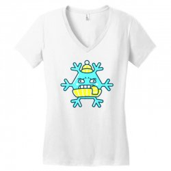 cold ice Women's V-Neck T-Shirt | Artistshot