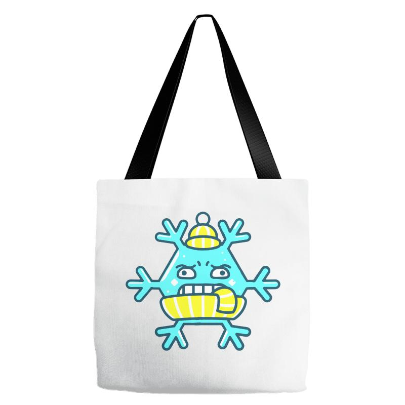 Cold Ice Tote Bags | Artistshot