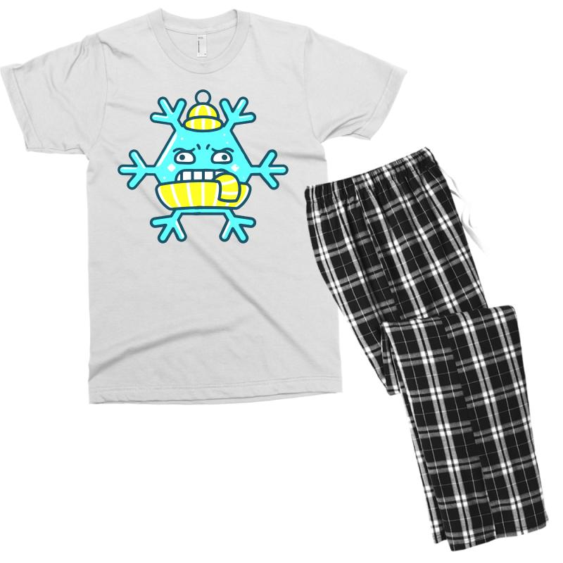 Cold Ice Men's T-shirt Pajama Set | Artistshot