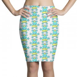 cold ice Pencil Skirts | Artistshot