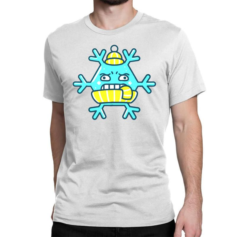 Cold Ice Classic T-shirt | Artistshot