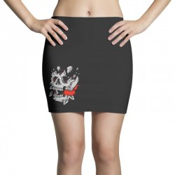 crackskull Mini Skirts | Artistshot