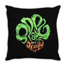 deadly throne Throw Pillow | Artistshot