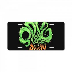 deadly throne License Plate | Artistshot