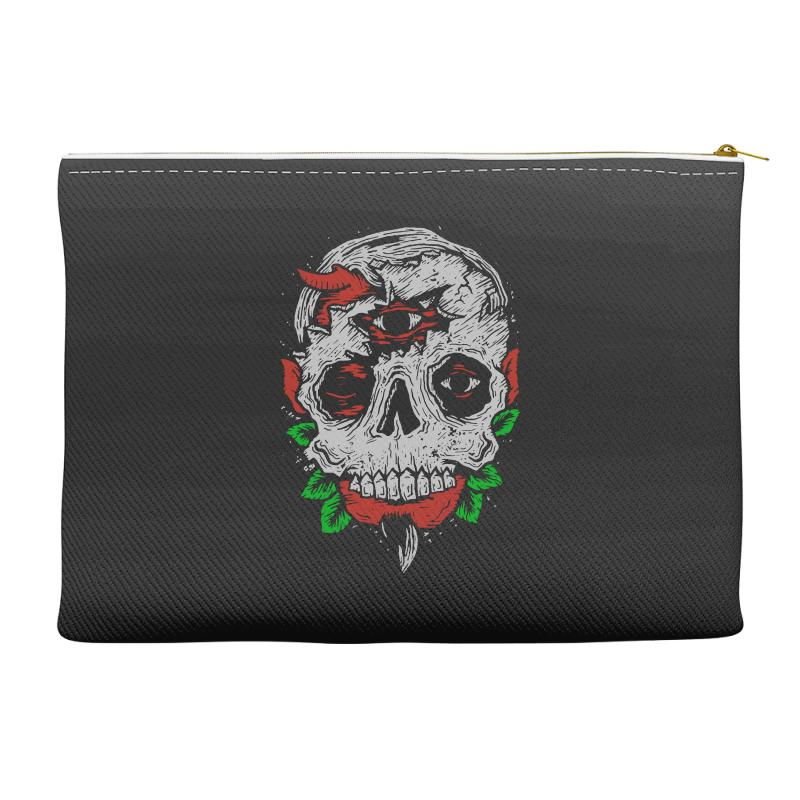 Devil Accessory Pouches | Artistshot