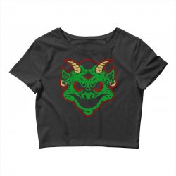 devils Crop Top | Artistshot