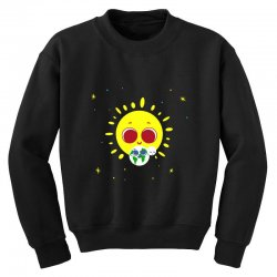 earth day Youth Sweatshirt | Artistshot