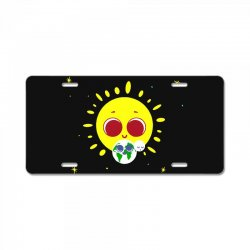 earth day License Plate | Artistshot