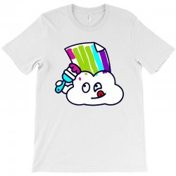fake rainbow T-Shirt | Artistshot