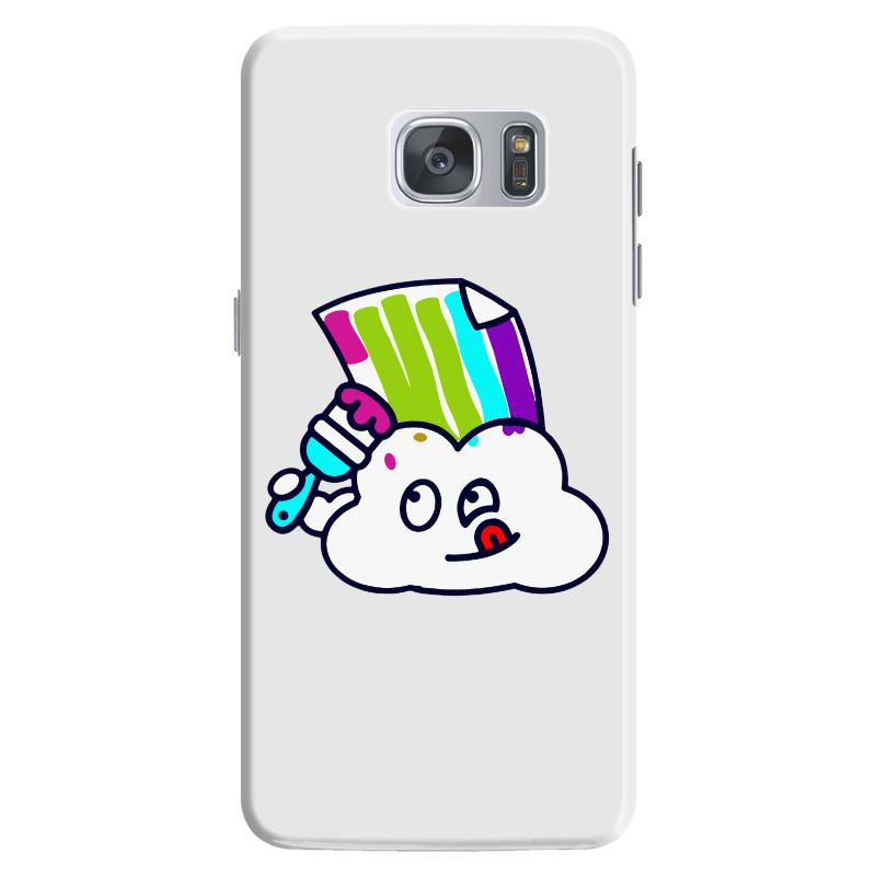 Fake Rainbow Samsung Galaxy S7 Case | Artistshot