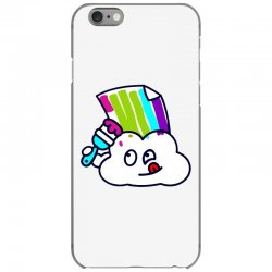 fake rainbow iPhone 6/6s Case | Artistshot