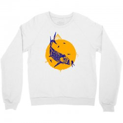 fish cracker Crewneck Sweatshirt | Artistshot