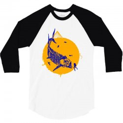 fish cracker 3/4 Sleeve Shirt | Artistshot