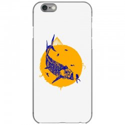 fish cracker iPhone 6/6s Case | Artistshot