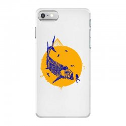 fish cracker iPhone 7 Case | Artistshot