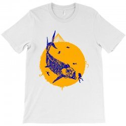 fish cracker T-Shirt | Artistshot