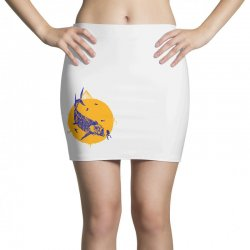 fish cracker Mini Skirts | Artistshot