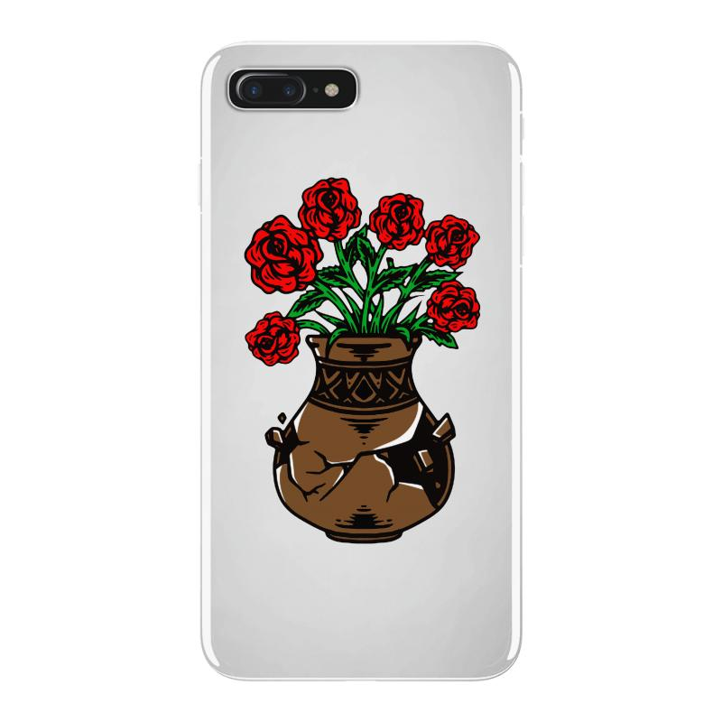 Flower And Vase Iphone 7 Plus Case | Artistshot