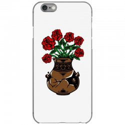 flower and vase iPhone 6/6s Case | Artistshot