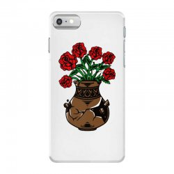 flower and vase iPhone 7 Case | Artistshot