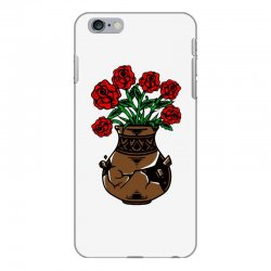 flower and vase iPhone 6 Plus/6s Plus Case | Artistshot