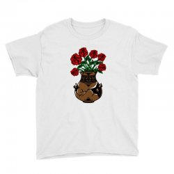 flower and vase Youth Tee | Artistshot