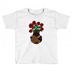 flower and vase Toddler T-shirt | Artistshot