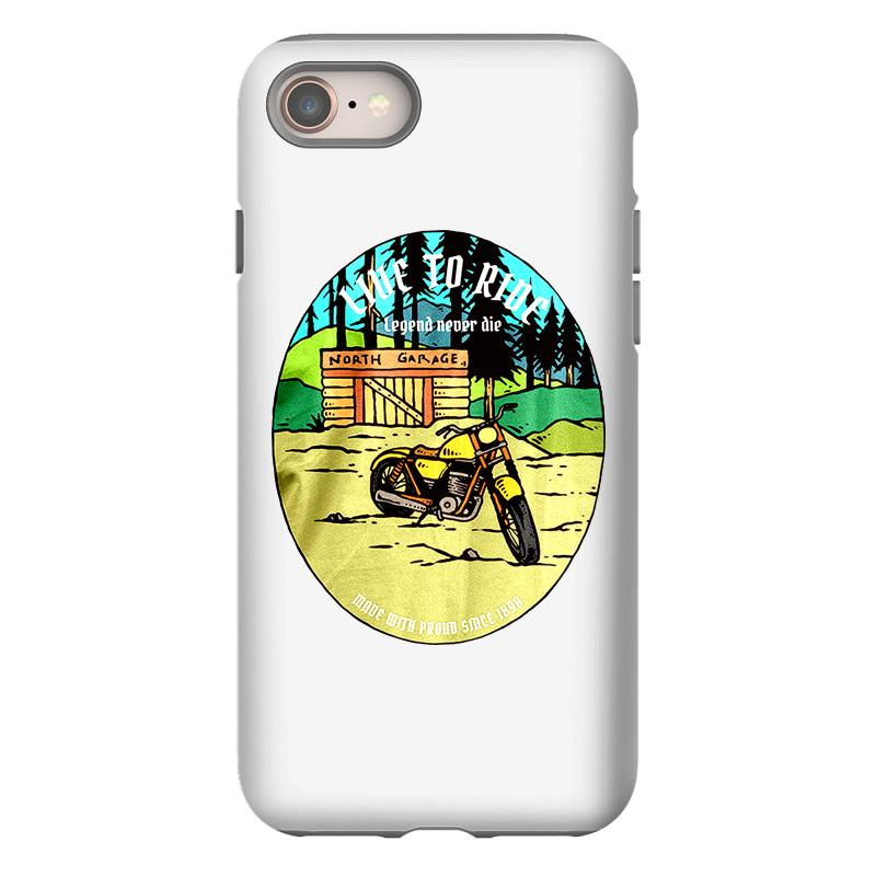 Garage Iphone 8 Case | Artistshot