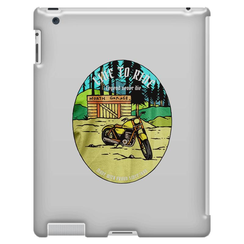 Garage Ipad 3 And 4 Case | Artistshot