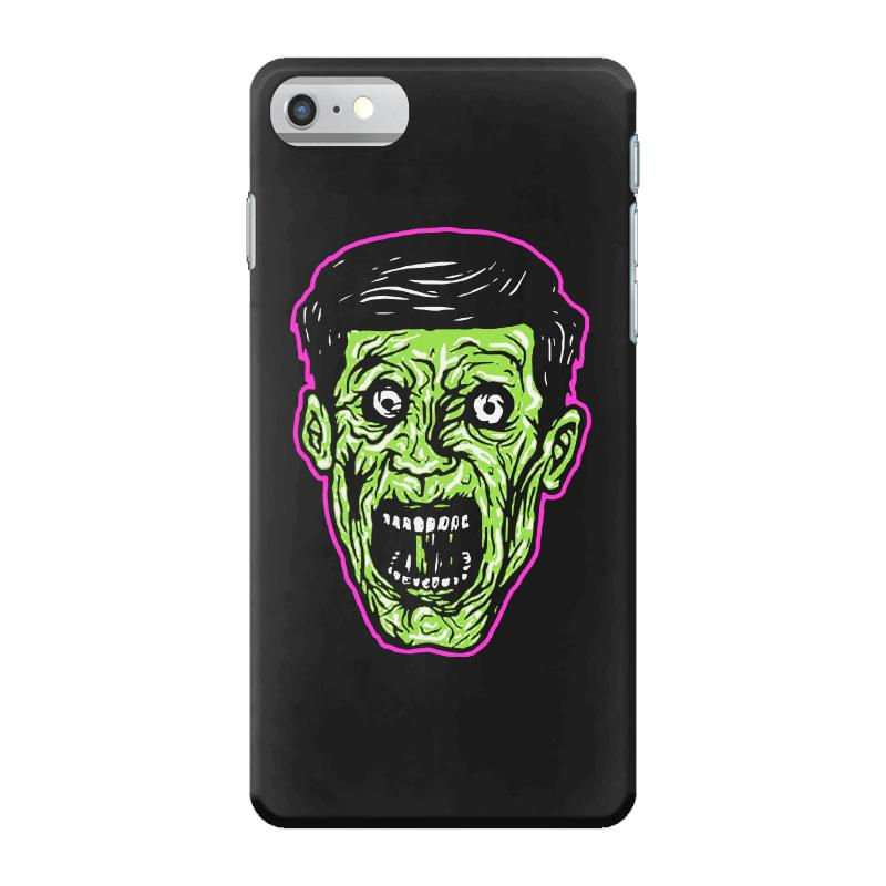 Green Zombie Iphone 7 Case | Artistshot