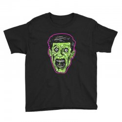 green zombie Youth Tee | Artistshot