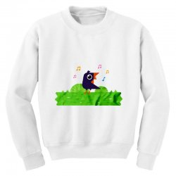 happy bird Youth Sweatshirt | Artistshot