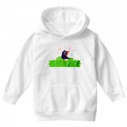 happy bird Youth Hoodie | Artistshot