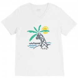 hello summer V-Neck Tee | Artistshot