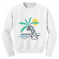 hello summer Youth Sweatshirt | Artistshot