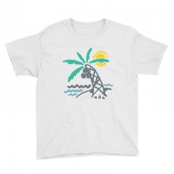 hello summer Youth Tee | Artistshot
