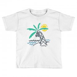 hello summer Toddler T-shirt | Artistshot