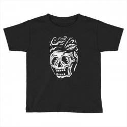 apple skull Toddler T-shirt | Artistshot