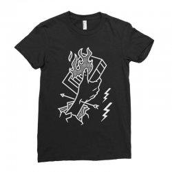 another gates Ladies Fitted T-Shirt   Artistshot