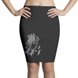another gates Pencil Skirts | Artistshot