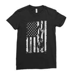 american diver Ladies Fitted T-Shirt | Artistshot