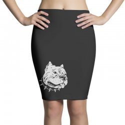 american bully Pencil Skirts | Artistshot