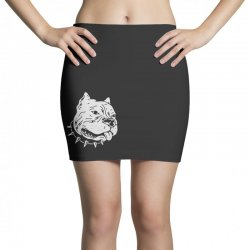 american bully Mini Skirts | Artistshot