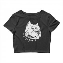 american bully Crop Top | Artistshot