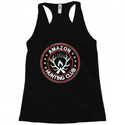 amazon hunter Racerback Tank | Artistshot