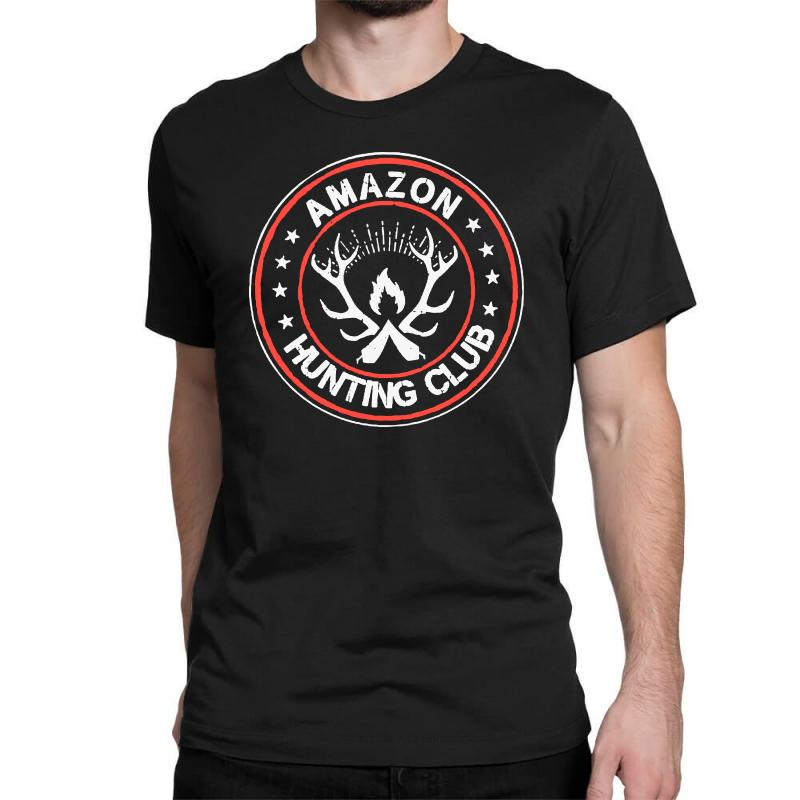 Amazon Hunter Classic T-shirt | Artistshot