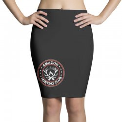 amazon hunter Pencil Skirts | Artistshot