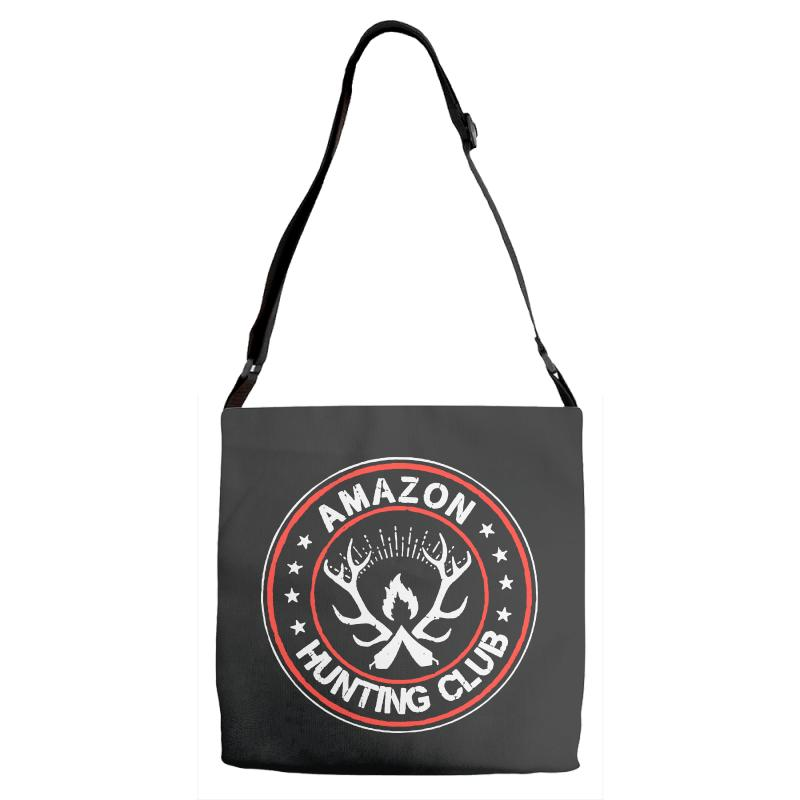 Amazon Hunter Adjustable Strap Totes | Artistshot