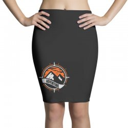 adventure Pencil Skirts | Artistshot